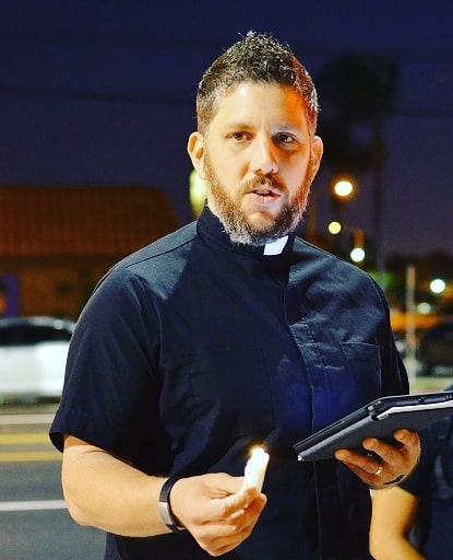 Co-Founder Pastor Kyle Blake